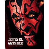 Star Wars: Episode I - The Phantom Menace [Steelbook] [Blu-ray] [1999]